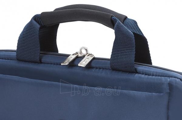Bag Dicota Slim 12 - 13.3 Mėlynai oranžinis Paveikslėlis 5 iš 7 250256202794