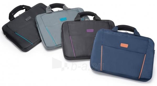 Bag Dicota Slim 12 - 13.3 Mėlynai oranžinis Paveikslėlis 6 iš 7 250256202794