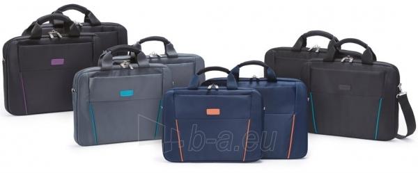 Bag Dicota Slim 12 - 13.3 Mėlynai oranžinis Paveikslėlis 7 iš 7 250256202794