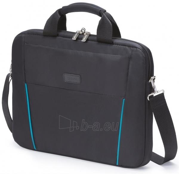 Krepšys Dicota Slim 14 - 15.6 Juodai mėlynas Paveikslėlis 1 iš 7 250256202796