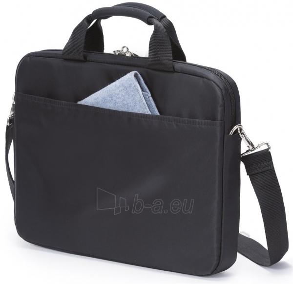 Krepšys Dicota Slim 14 - 15.6 Juodai mėlynas Paveikslėlis 5 iš 7 250256202796