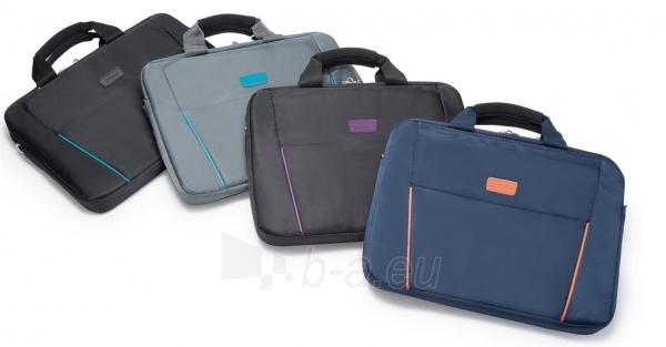 Krepšys Dicota Slim 14 - 15.6 Juodai mėlynas Paveikslėlis 6 iš 7 250256202796
