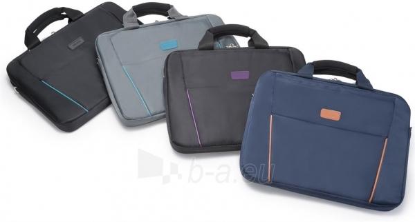 Krepšys Dicota Slim 14 - 15.6 Juodai violetinis Paveikslėlis 6 iš 7 250256202797