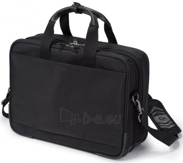 Bag Dicota Top Traveller Twin PRO 14-15.6 neš. komp., spausd., projektoriu Paveikslėlis 3 iš 4 250256202812