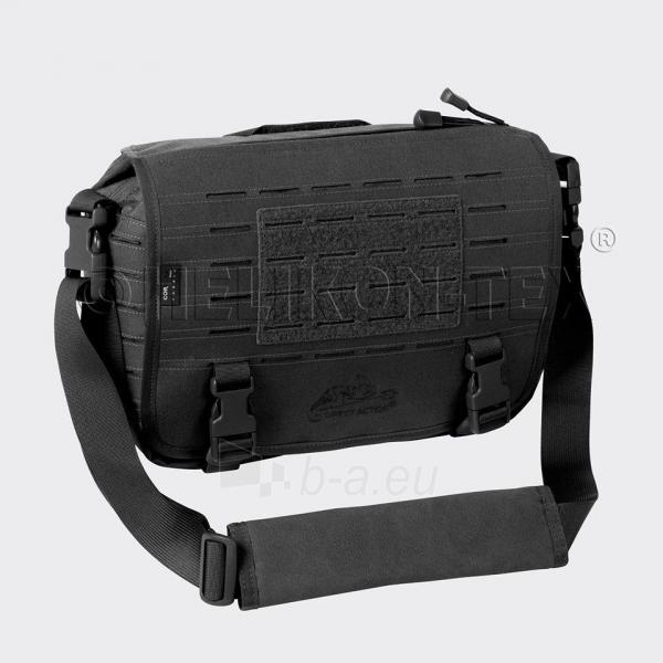 Krepšys Helikon D.A. Small Messenger Bag black Paveikslėlis 1 iš 1 251530500137