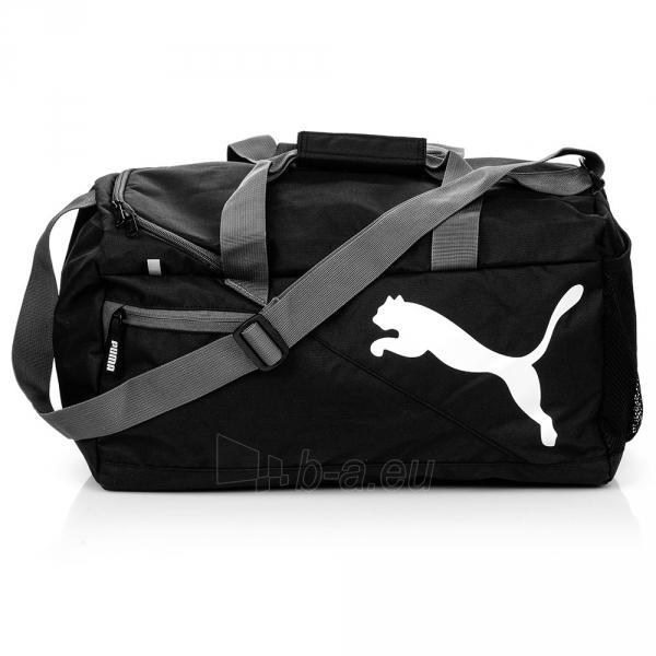 Krepšys Puma Fundamentals Sports S Black Paveikslėlis 1 iš 1 310820039634