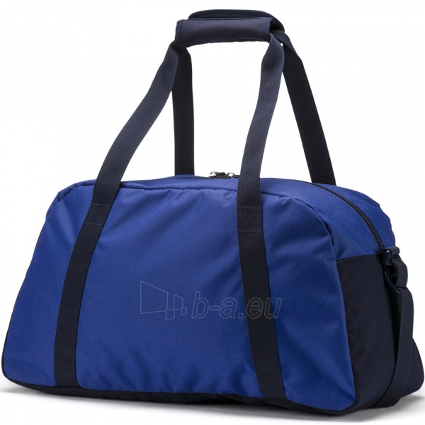 Krepšys Puma Plus Sports Bag II 076063 09 Paveikslėlis 2 iš 3 310820218493