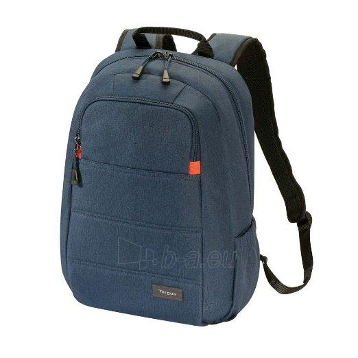 Bag Targus GrooveX 15 Compact B/Pack Blu Paveikslėlis 1 iš 1 310820055649