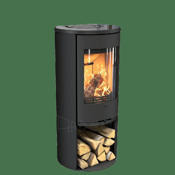 Krosnelė CONTURA C510:2 Style, juodos spalvos, stiklinis viršus (798967,998552,803325) Paveikslėlis 2 iš 2 310820254602