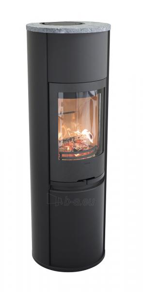 Oven židinys Contura C690:3 Style, korpusas juodos spalvos, kompl. (798409, 803647, 798431) Paveikslėlis 1 iš 2 310820236056