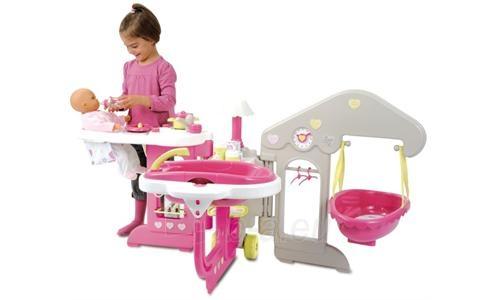 Kūdikio staliukas | Rinkinys | Smoby Paveikslėlis 1 iš 4 250710900798