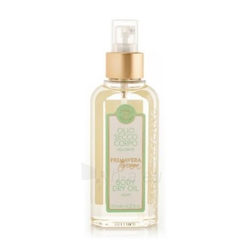 Kūno aliejus Erbario Toscano Dry Body Oil for Skin Nutrition Tuscan Spring ( Body Dry Oil) 125 ml Paveikslėlis 1 iš 1 310820108150