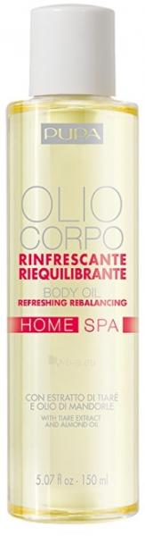 Kūno aliejus Pupa Body Home Spa Olio Corpo (Refreshing Rebalancing Body Oil) 150 ml Paveikslėlis 1 iš 1 310820146989