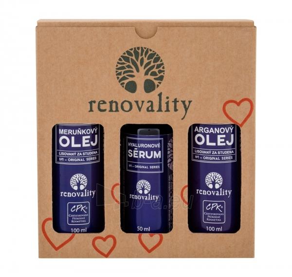 Kūno aliejus Renovality Original Series Argan Oil Body Oil 100ml (Rinkinys) Paveikslėlis 1 iš 1 310820167913