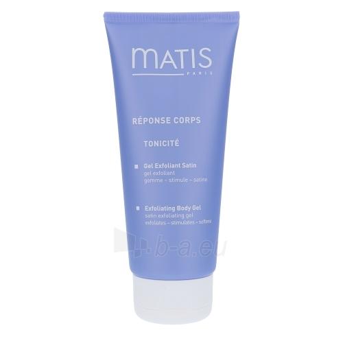 Body gel Matis Réponse Corps Tonicité Exfoliating Body Gel Cosmetic 200ml Paveikslėlis 1 iš 1 310820039542