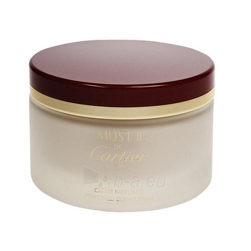 Kūno kremas Cartier Must II Body cream 200ml Paveikslėlis 1 iš 1 250850200647