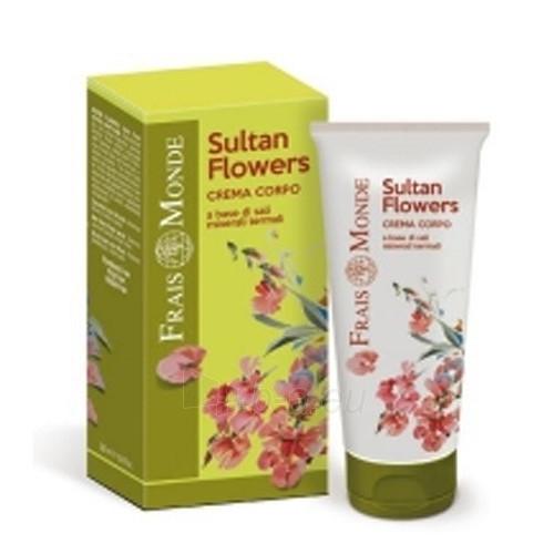 Kūno kremas Frais Mond Sultan Flowers (Body Cream) 200 ml Paveikslėlis 1 iš 1 310820050439