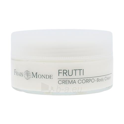 Body cream Frais Monde Fruit Body Cream Cosmetic 200ml Paveikslėlis 1 iš 1 310820043091