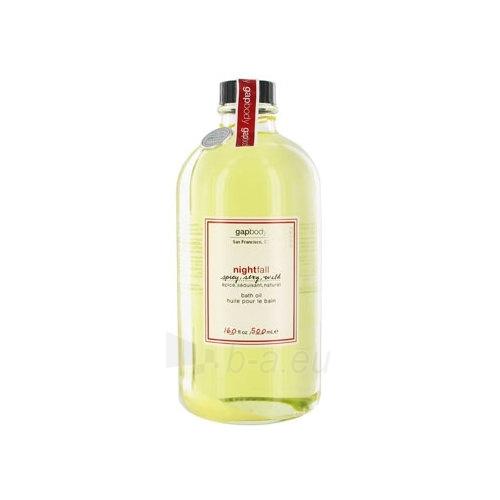 Kūno kremas GAP Body Nightfall Bath Oil Body cream 500ml Paveikslėlis 1 iš 1 250850200197