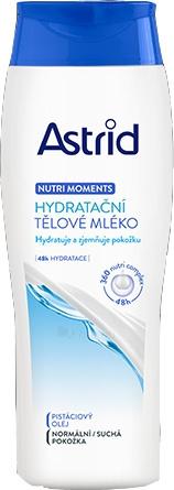 Kūno losjonas Astrid Moisturizing Lotion for normal to dry skin Nutri Moments 250 ml Paveikslėlis 1 iš 1 310820091504