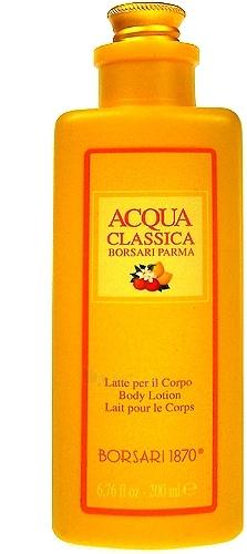 Kūno losjonas BORSARI 1870 Acqua Classica Body lotion 200ml Paveikslėlis 1 iš 1 250850200217