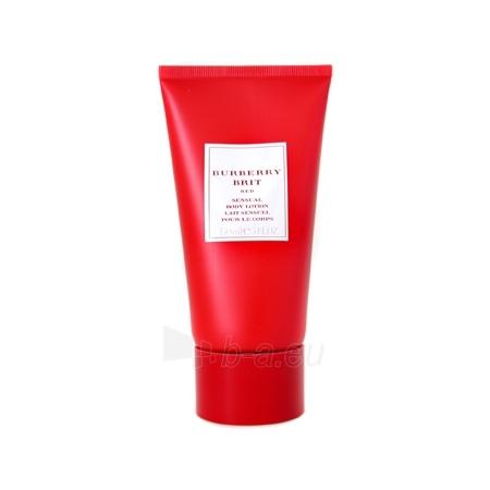 Body lotion Burberry Brit Red Body lotion 150ml Paveikslėlis 1 iš 1 250850200225