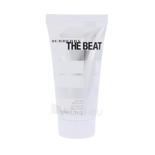 Kūno losjonas Burberry The Beat Body lotion 50ml Paveikslėlis 1 iš 1 250850201347
