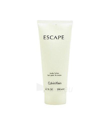 Kūno losjonas Calvin Klein Escape Body lotion 200ml Paveikslėlis 1 iš 1 250850200659