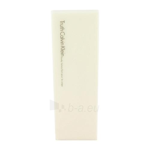 Kūno losjonas Calvin Klein Truth Body lotion 200ml Paveikslėlis 1 iš 1 250850200252