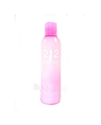 Body lotion Carolina Herrera 212 On Ice Pink Body lotion 200ml Paveikslėlis 1 iš 1 250850200253