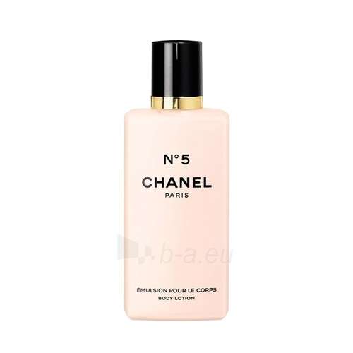 Body lotion Chanel No.5 Body lotion 250ml Paveikslėlis 1 iš 1 250850200671
