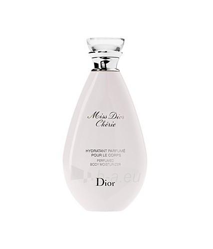 Kūno losjonas Christian Dior Miss Dior Chérie Body lotion 200ml Paveikslėlis 1 iš 1 250850200275