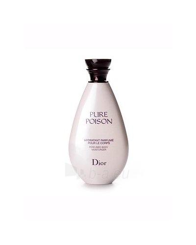 Body lotion Christian Dior Pure Poison 200ml Paveikslėlis 1 iš 1 250850200278