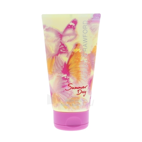 Body lotion Cindy Crawford Summer Day 150ml Paveikslėlis 1 iš 1 250850200282
