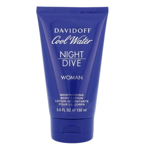Kūno losjonas Davidoff Cool Water Night Dive Body lotion 150ml Paveikslėlis 1 iš 1 310820042315