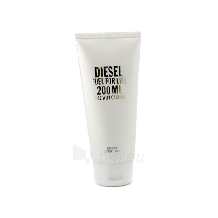 Body lotion Diesel Fuel for life Body lotion 200ml Paveikslėlis 1 iš 1 250850200289