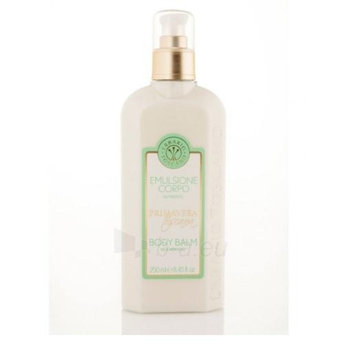 Body lotion Erbario Toscano Nourishing body lotion with shea butter Tuscan Spring (Nourishing Body Balm) 250 ml Paveikslėlis 1 iš 1 310820108073