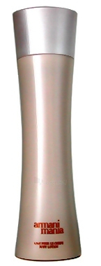 Kūno losjonas Giorgio Armani Mania Woman Body lotion 200ml Paveikslėlis 1 iš 1 250850200679