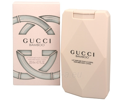 Kūno losjonas Gucci Gucci Bamboo 200 ml Paveikslėlis 1 iš 1 310820013786