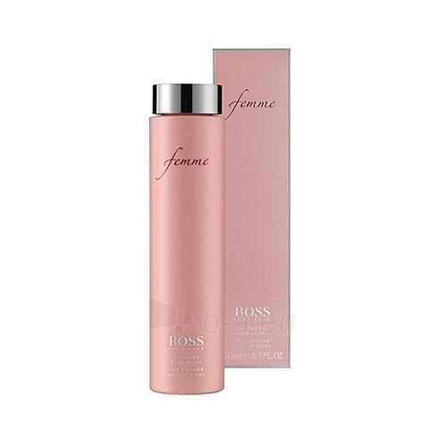 Kūno losjonas Hugo Boss Femme Body lotion 200ml Paveikslėlis 1 iš 1 250850200369