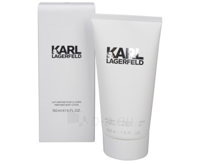 Body lotion Lagerfeld Karl Lagerfeld for Her Body lotion 150ml Paveikslėlis 1 iš 1 310820022393