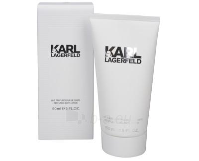 Kūno losjonas Lagerfeld Karl Lagerfeld for Her Body lotion 150ml Paveikslėlis 1 iš 1 310820022393