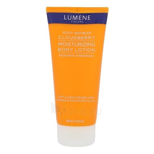 Body lotion Lumene Body Refresh Cloudberry Moisturizing Body Lotion Cosmetic 200ml Paveikslėlis 1 iš 1 310820046878