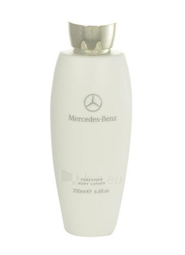 Kūno losjonas Mercedes-Benz Mercedes-Benz Body lotion 200ml Paveikslėlis 1 iš 1 250850201371