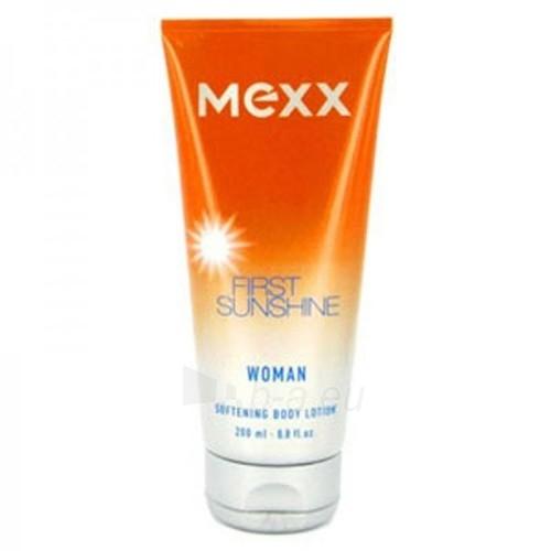 Body lotion Mexx First Sunshine Body lotion 200ml Paveikslėlis 1 iš 1 250850200440