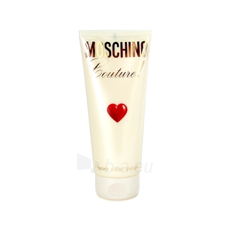 Kūno losjonas Moschino Couture Body lotion 200ml Paveikslėlis 1 iš 1 250850200448