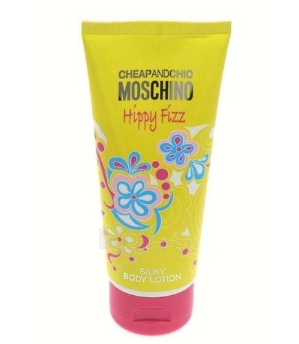 Kūno losjonas Moschino Hippy Fizz Body lotion 200ml Paveikslėlis 1 iš 1 250850200450