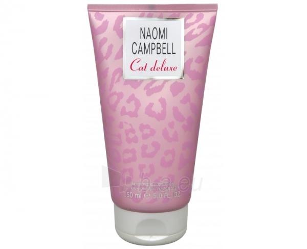 Kūno losjonas Naomi Campbell Cat Deluxe Body lotion 150ml Paveikslėlis 1 iš 1 250850200455