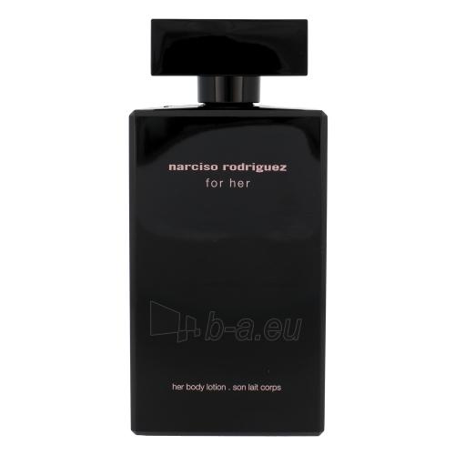 Kūno losjonas Narciso Rodriguez For Her Body lotion 200ml Paveikslėlis 1 iš 1 310820023893