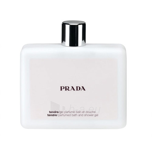 Body lotion Prada Prada Tendre Body lotion 200ml Paveikslėlis 1 iš 1 250850200476